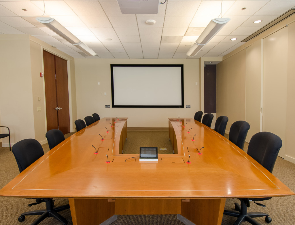 CenturyLink Executive Conference Room. Photo Credit: Stephen Bon